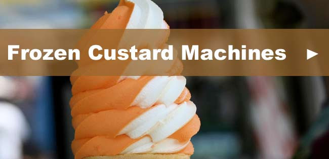 Frozen Custard Machines