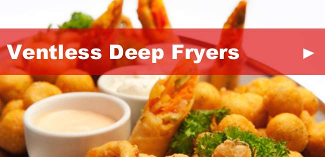 Ventless Deep Fryers